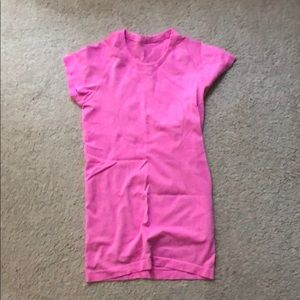 EUC Lululemon Swiftly Shirt